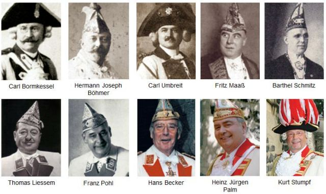 Präsidenten historisch