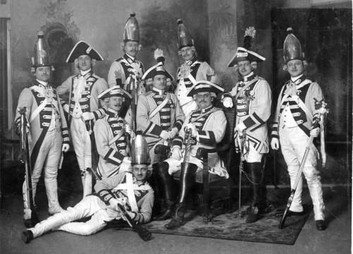 Geschichte der Prinzen-Garde